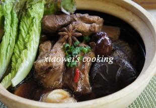 シンガポール名物ほろほろ豚の薬膳スープ「肉骨茶」
