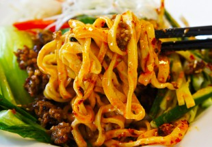 絶品!上海涼麺
